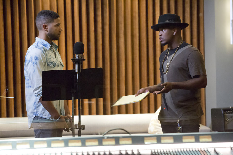 "Singer/songwriter Ne-Yo makes a guest appearance on Fox's ""Empire"" in the ""Be True"" episode."