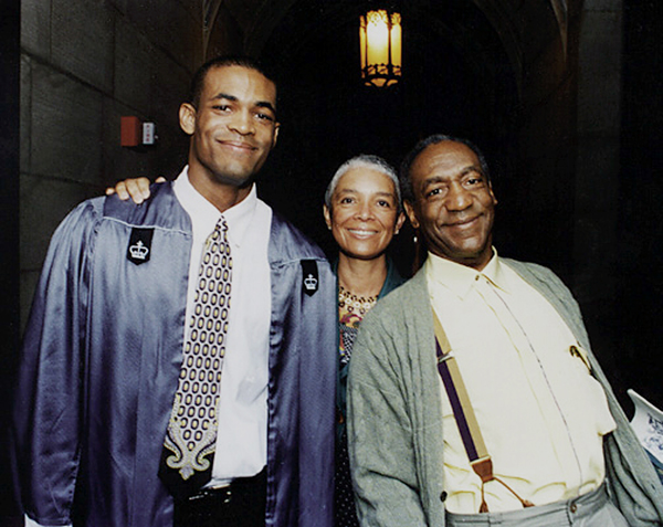 ennis cosby and parents