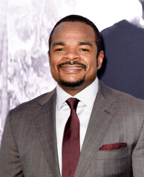 "Director F. Gary Gray arrives at the premiere of Universal Pictures and Legendary Pictures' ""Straight Outta Compton"" at the Microsoft Theatre on August 10, 2015 in Los Angeles, California"