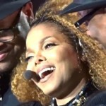 Janet Jackson Surprised On Stage at Star-Studded LA Gig (Watch)