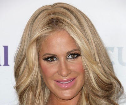 "TV personality Kim Zolciak Biermann (""Real Housewives of Atlanta"") is 38"