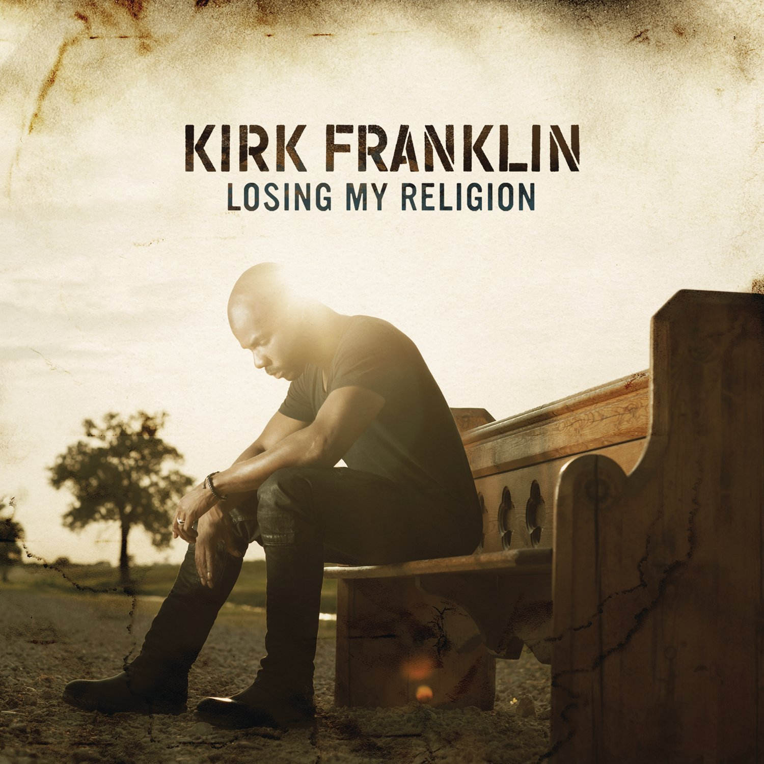 kirk franklin, losing my religion