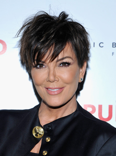 Kris Jenner attends Brian Atwood's Celebration of PUMPED hosted by Melissa McCarthy and Eric Buterbaugh on October 23, 2015 in Los Angeles, California