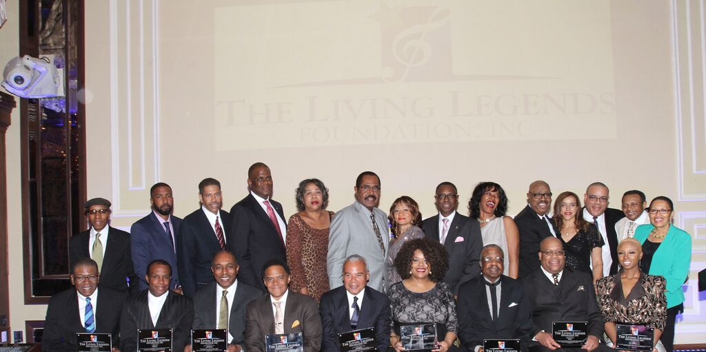 LLF honorees, board members and advisory board members