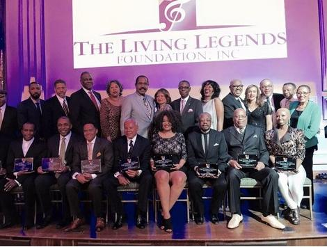 living legends (2015 award winners & committee)