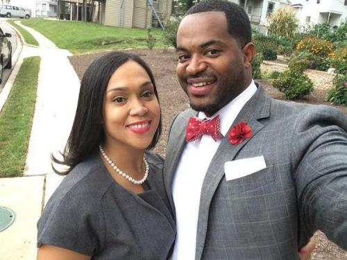 marilyn mosby and husband nick mosby