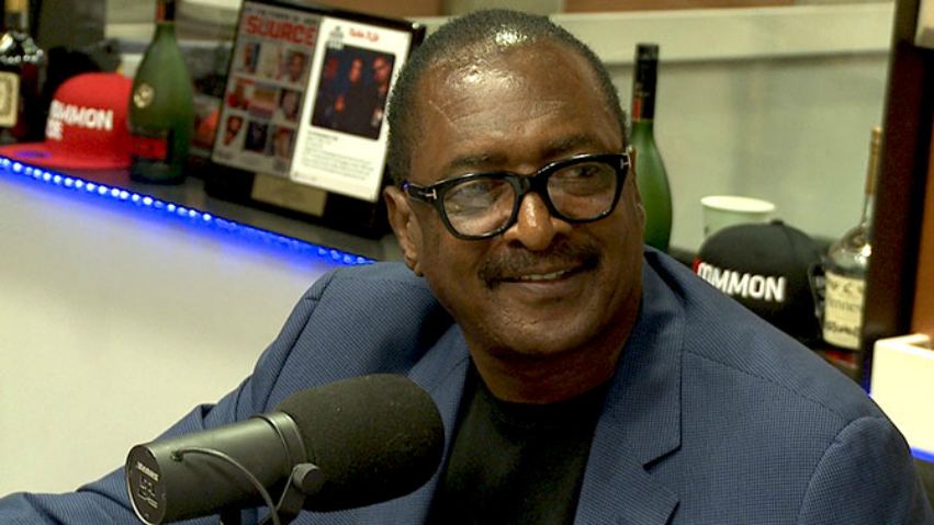 Mathew Knowles visits The Breakfast Club