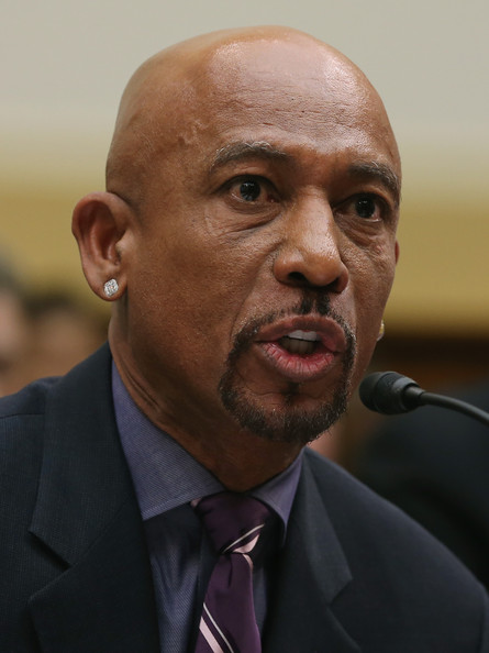 Montel Williams testifies about Andrew Tahmooressi during a House Foreign Affairs Subcommittee hearing on Capitol Hill October 1, 2014 in Washington, DC.