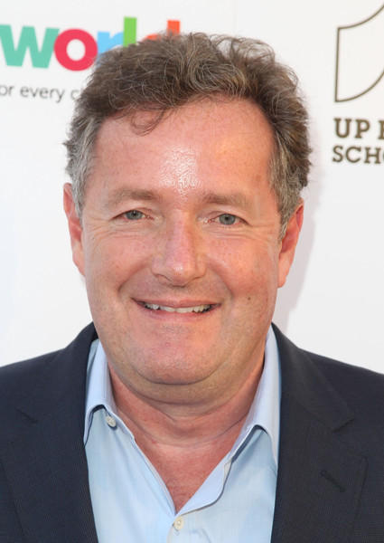 Piers Morgan attends the Theirworld & Astley Clarke summer reception in celebration of charitable partnership at the private residence of the British Consul General in Los Angeles on June 2, 2015 in Los Angeles, California