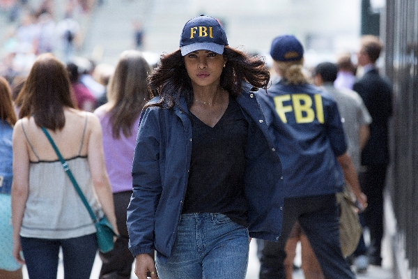 "Priyanka Chopra in ABC's ""Quantico"""