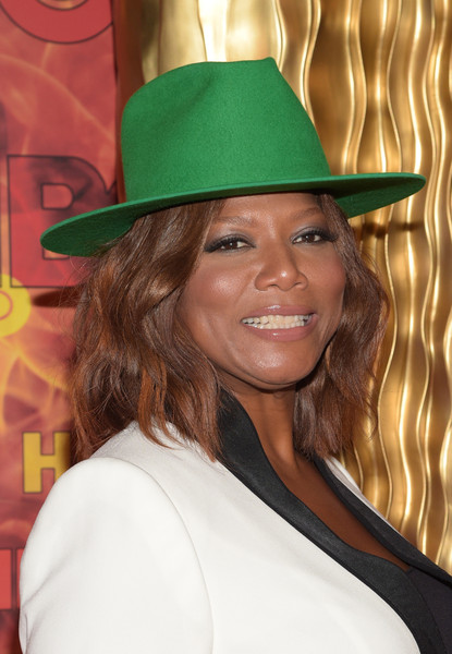 Actress Queen Latifah attends HBO's Official 2015 Emmy After Party at The Plaza at the Pacific Design Center on September 20, 2015 in Los Angeles, California