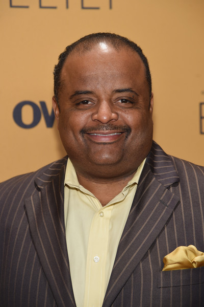 """Host Roland Martin attends the """"Belief"""" New York premiere at TheTimesCenter on October 14, 2015 in New York City."""