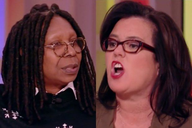 whoopi and rosie