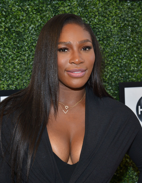 Serena Willams attends the Serena Williams Signature Statementby HSN show during Spring 2016 Style360 on September 15, 2015 in New York City