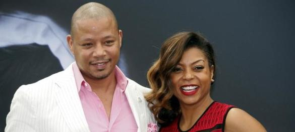 terrence howard & taraji-p-henson - slider