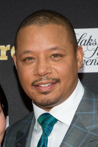 Actor Terrence Howard attends Saks Fifth Avenue Empire Fashion Week event on September 12, 2015 in New York City