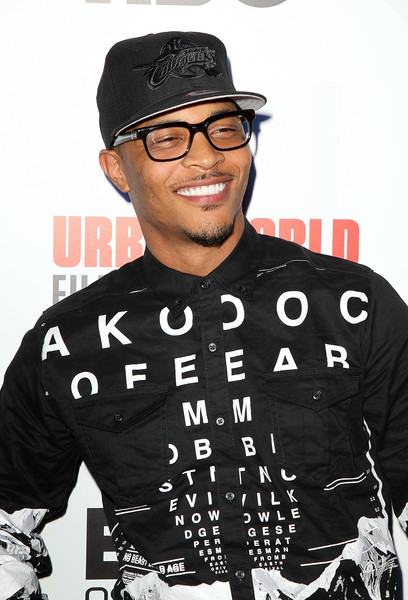 """TI attends the premiere of BET original news documentary """"Ali: The People's Champ"""" during UrbanWorld Film Festival on September 23, 2015 in New York City"""