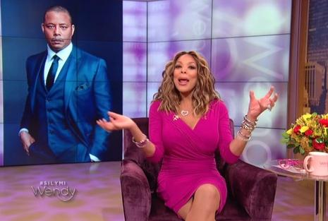 wendy williams (dogs terrence howard)