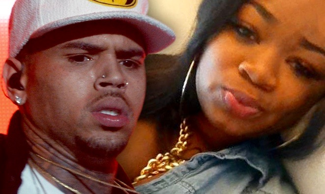 Chris Brown and Jakaria