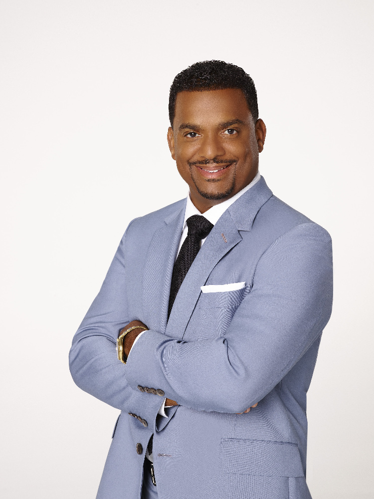 """AMERICA'S FUNNIEST HOME VIDEOS - Actor and """"Dancing with the Stars"""" Season 19 Champion, Alfonso Ribeiro, is the new host of ABC's """"America's Funniest Home Videos."""" (ABC/Craig Sjodin)"""