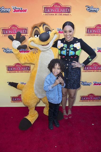 tia mowry, christina milian, disney's the lion guard