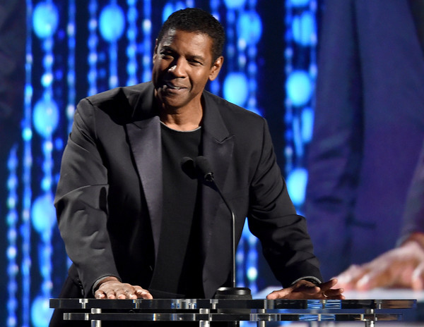 Actor Denzel Washington speaks onstage during the Academy of Motion Picture Arts and Sciences' 7th annual Governors Awards at The Ray Dolby Ballroom at Hollywood & Highland Center on November 14, 2015 in Hollywood, California.