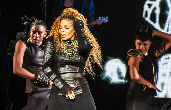 Janet Jackson: The Rhythm Nation team delivers an Unbreakable performance on stage and on the charts!