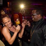 Reunited: J.Lo and Diddy; Tyga and Kylie Jenner at AMA Afterparties