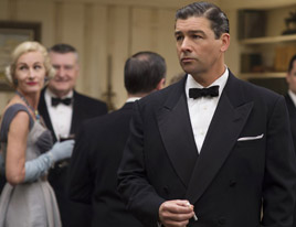 Kyle Chandler (Harge) in a scene from 'Carol.'