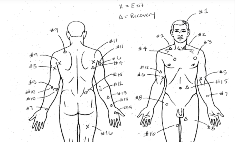 LaQuan McDonald shot 16 times by the police