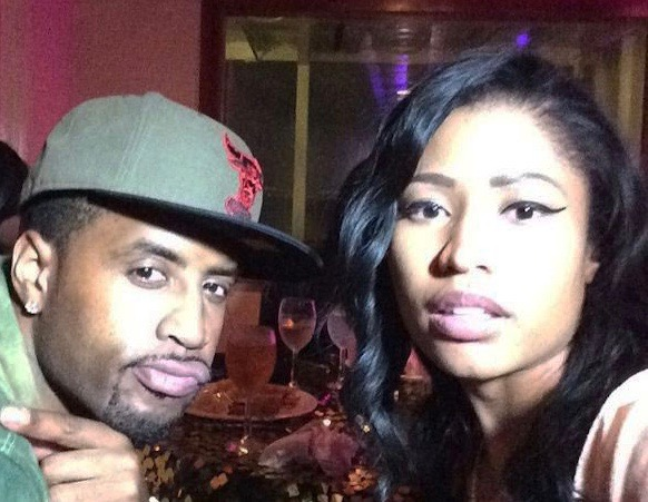 Nicki-Minaj-Safaree