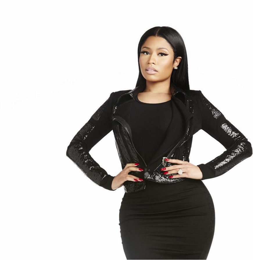 Nicki Minaj-Couture Collection1