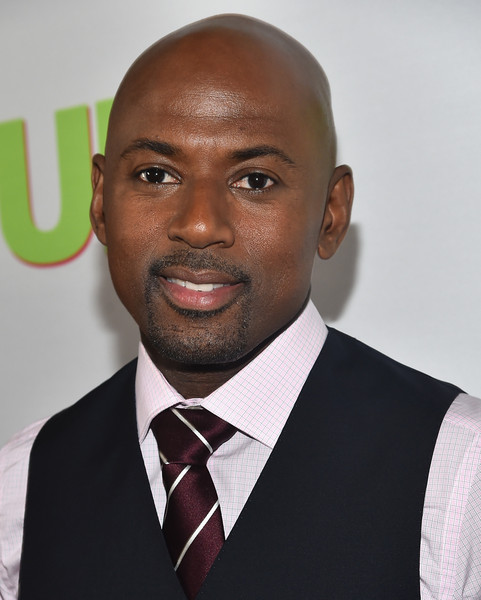 "Actor Romany Malco attends a Fan Screening of CBS Films' ""The Duff"" at the TCL Chinese 6 Theatres on February 12, 2015 in Hollywood, California."