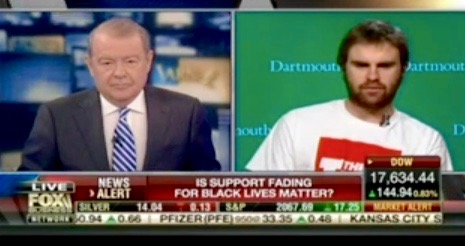 FBN host Stuart Varney and Dartmouth guest Charles Lundquist