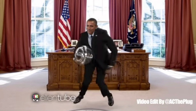 President Barack Obama's 'Pop Off' Comment Remix Video