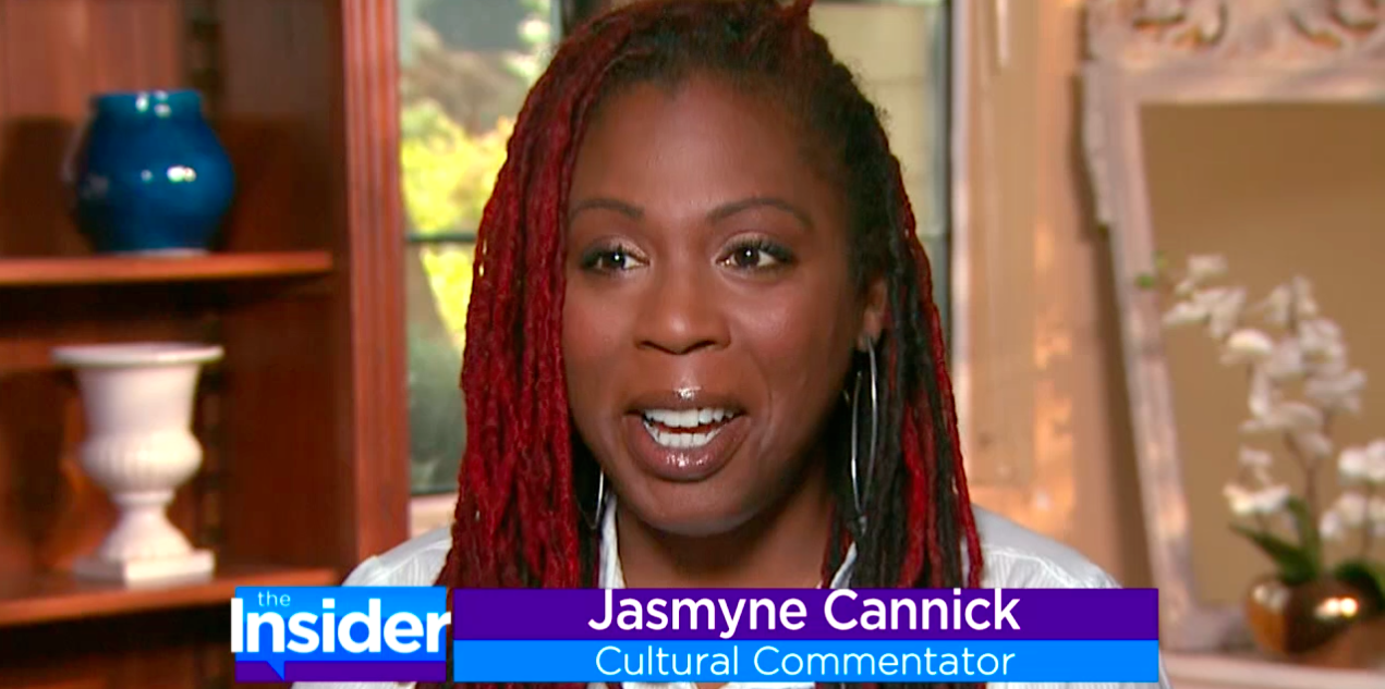 Jasmyne Cannick TV