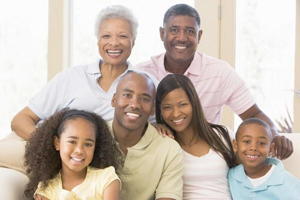 only 5 of african american households have more than 350 000 in