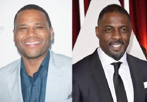 anthony anderson & idris elba