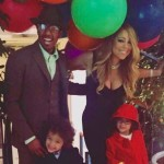 Mariah Carey, Ex-Husband Nick Cannon Spend Thanksgiving Together