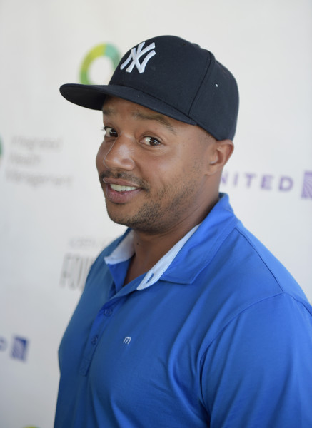 Actor Donald Faison attends The Screen Actors Guild Foundation's 6th Annual Los Angeles Golf Classic on June 8, 2015 in Burbank, California.