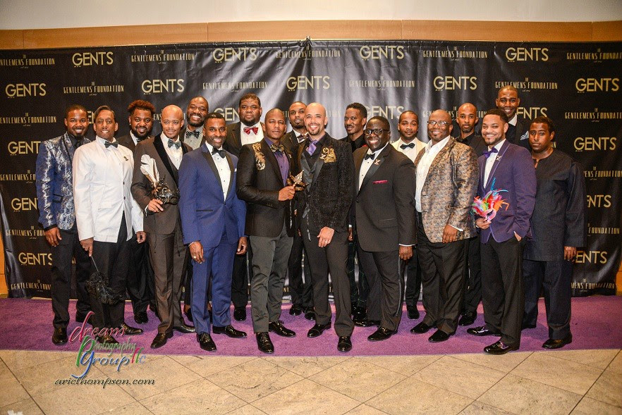 gentlemen's foundation, lgbt community, annual gentlemen's ball