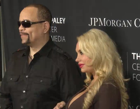 Ice-T & Coco Austin Photo credit: The Paley Center for Media