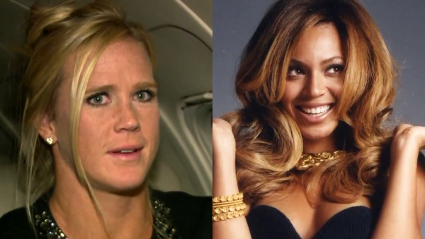 holly holm_beyonce