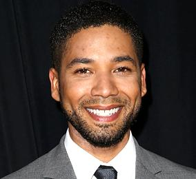 jussie smollett (smile)