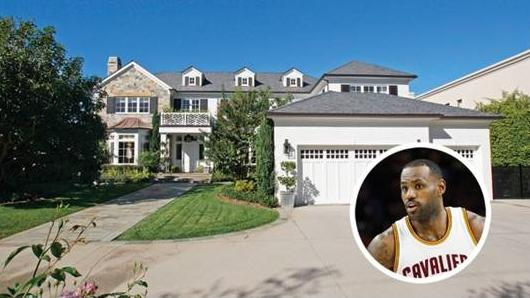 lebron mansion