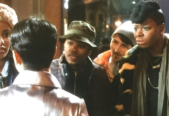 "Comedian CP as Lil Prince on ""Empire"" Season 1"
