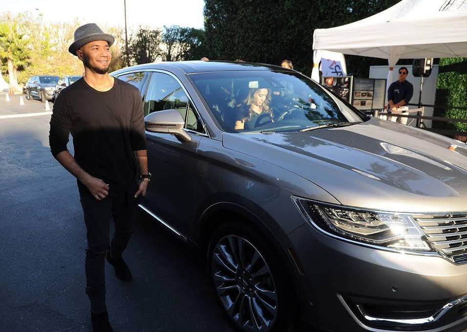 jussie smollet, lincoln mercury, afternoon of luxury