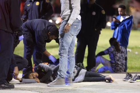 new orleans shooting victim