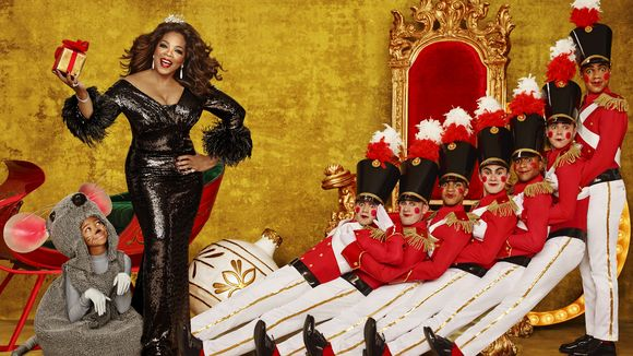 Oprah reveals her Favorite Things 2015 in the December issue of 'O, The Oprah Magazine.' (Photo: Ruven Afanador)