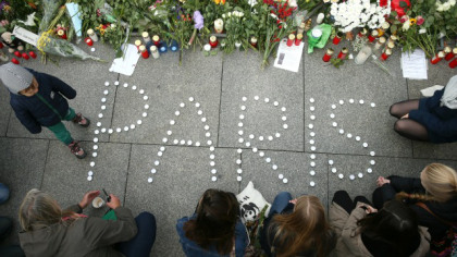 paris tribute (in germany)